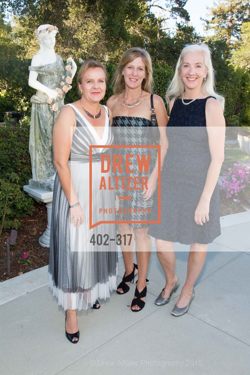Angela Rohde, Molly Dillon, Nancy Spencer, CuriOdyssey At Coyote Point 2015 Gala, CuriOdyssey. 401 El Cerrito Avenue, September 26th, 2015,Drew Altizer, Drew Altizer Photography, full-service agency, private events, San Francisco photographer, photographer california