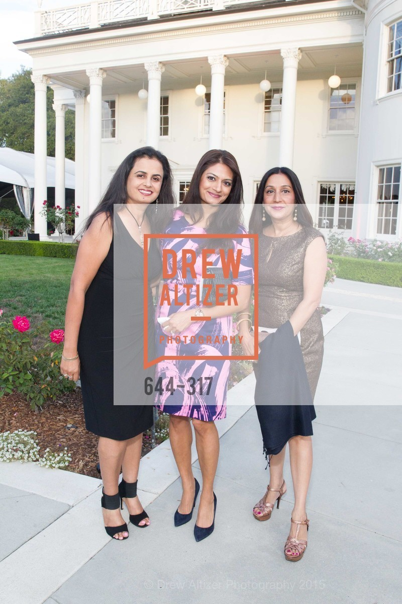 Mallika Kohli, Heena Maheshwari, Sumati Patel-Pareek, CuriOdyssey At Coyote Point 2015 Gala, CuriOdyssey. 401 El Cerrito Avenue, September 26th, 2015,Drew Altizer, Drew Altizer Photography, full-service agency, private events, San Francisco photographer, photographer california