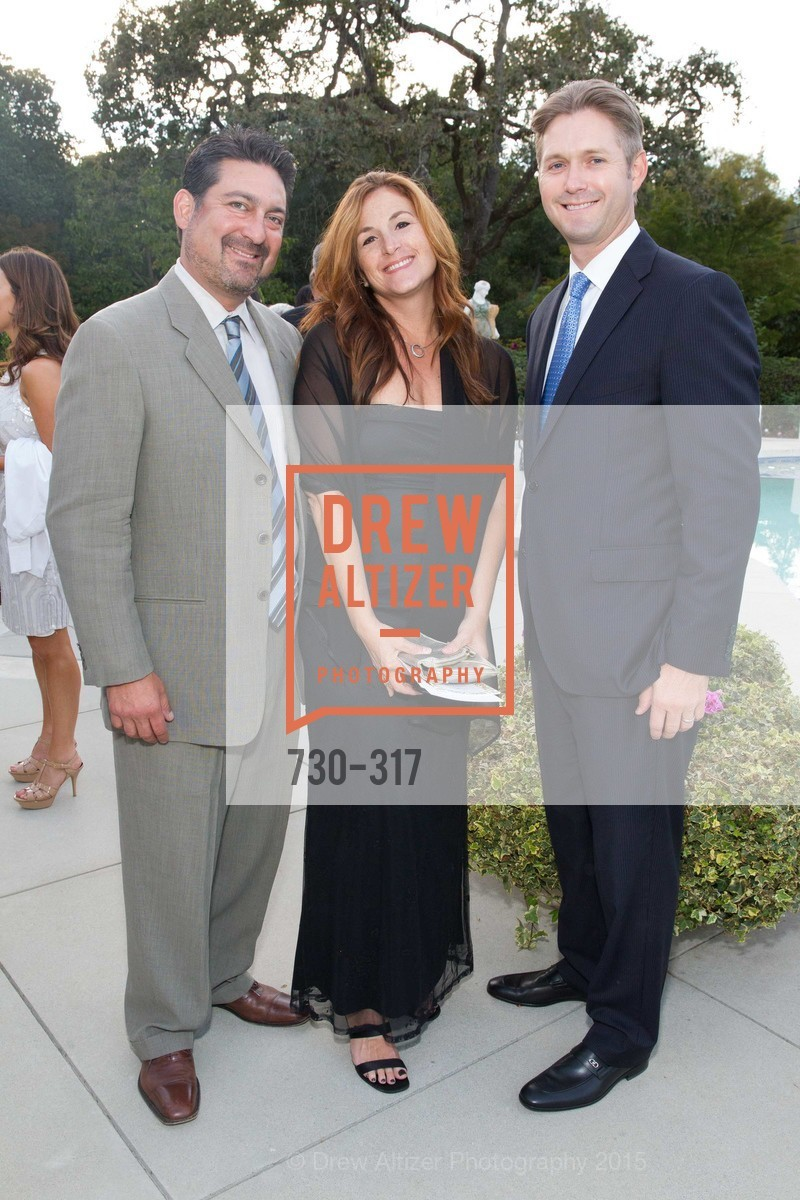 Ricardo Perez, Jenny Perez, Joshua Morse, CuriOdyssey At Coyote Point 2015 Gala, CuriOdyssey. 401 El Cerrito Avenue, September 26th, 2015,Drew Altizer, Drew Altizer Photography, full-service agency, private events, San Francisco photographer, photographer california