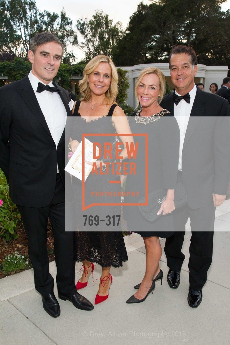 Graham Low, Caroline Low, Debra Costigan, Mark Costigan, CuriOdyssey At Coyote Point 2015 Gala, CuriOdyssey. 401 El Cerrito Avenue, September 26th, 2015,Drew Altizer, Drew Altizer Photography, full-service agency, private events, San Francisco photographer, photographer california