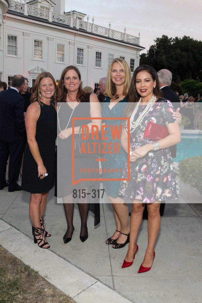 Amy Ramsey, Sarah Guz, Jenny Urban, Susan Nielsen, CuriOdyssey At Coyote Point 2015 Gala, CuriOdyssey. 401 El Cerrito Avenue, September 26th, 2015,Drew Altizer, Drew Altizer Photography, full-service agency, private events, San Francisco photographer, photographer california