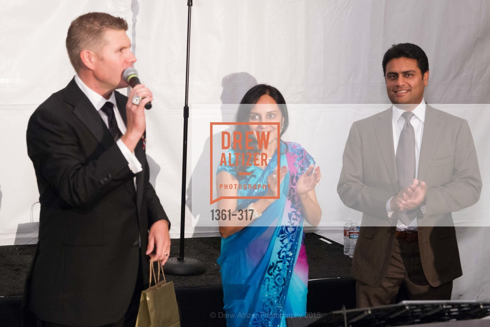 Kalpa Mehta, Sameet Mehta, CuriOdyssey At Coyote Point 2015 Gala, CuriOdyssey. 401 El Cerrito Avenue, September 26th, 2015,Drew Altizer, Drew Altizer Photography, full-service agency, private events, San Francisco photographer, photographer california