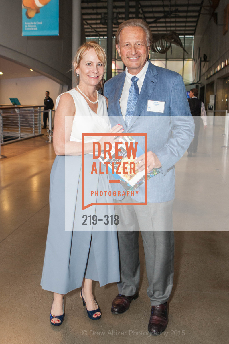 Leah Tuffanelli, Allan Tuffanelli, Coral Reef Alliance at the California Academy of Sciences, Academy of Sciences, September 26th, 2015,Drew Altizer, Drew Altizer Photography, full-service agency, private events, San Francisco photographer, photographer california