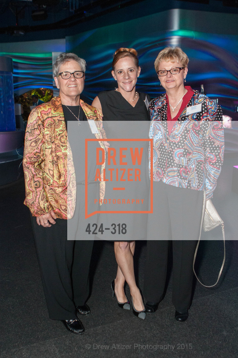 Maggie Corbin, Gwendolyn Tornatore, Cindy Stewart, Coral Reef Alliance at the California Academy of Sciences, Academy of Sciences, September 26th, 2015,Drew Altizer, Drew Altizer Photography, full-service agency, private events, San Francisco photographer, photographer california