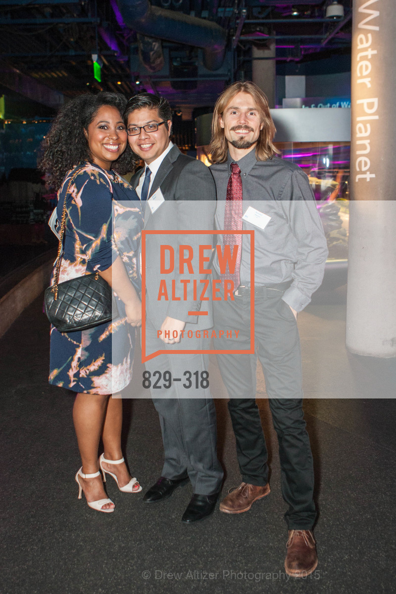 Erin Juarez, Victor Duran, Daniel Sherer, Coral Reef Alliance at the California Academy of Sciences, Academy of Sciences, September 26th, 2015,Drew Altizer, Drew Altizer Photography, full-service agency, private events, San Francisco photographer, photographer california