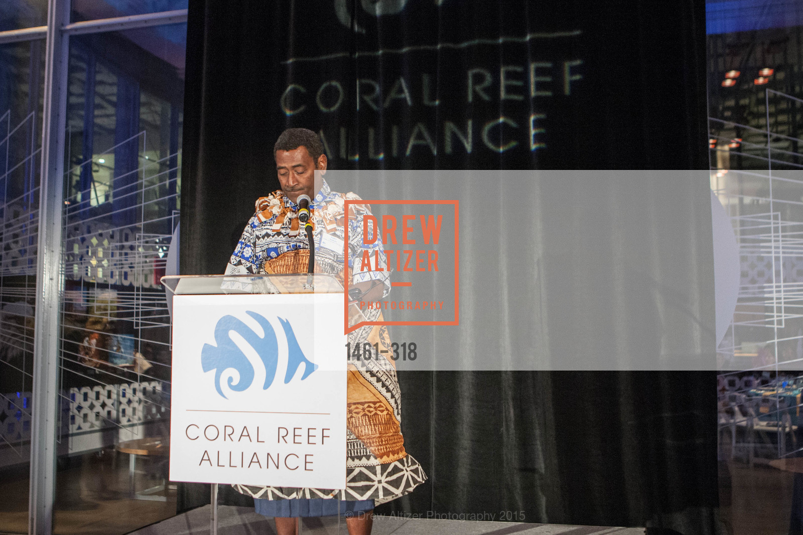 Paulo Kolikata, Coral Reef Alliance at the California Academy of Sciences, Academy of Sciences, September 26th, 2015,Drew Altizer, Drew Altizer Photography, full-service agency, private events, San Francisco photographer, photographer california