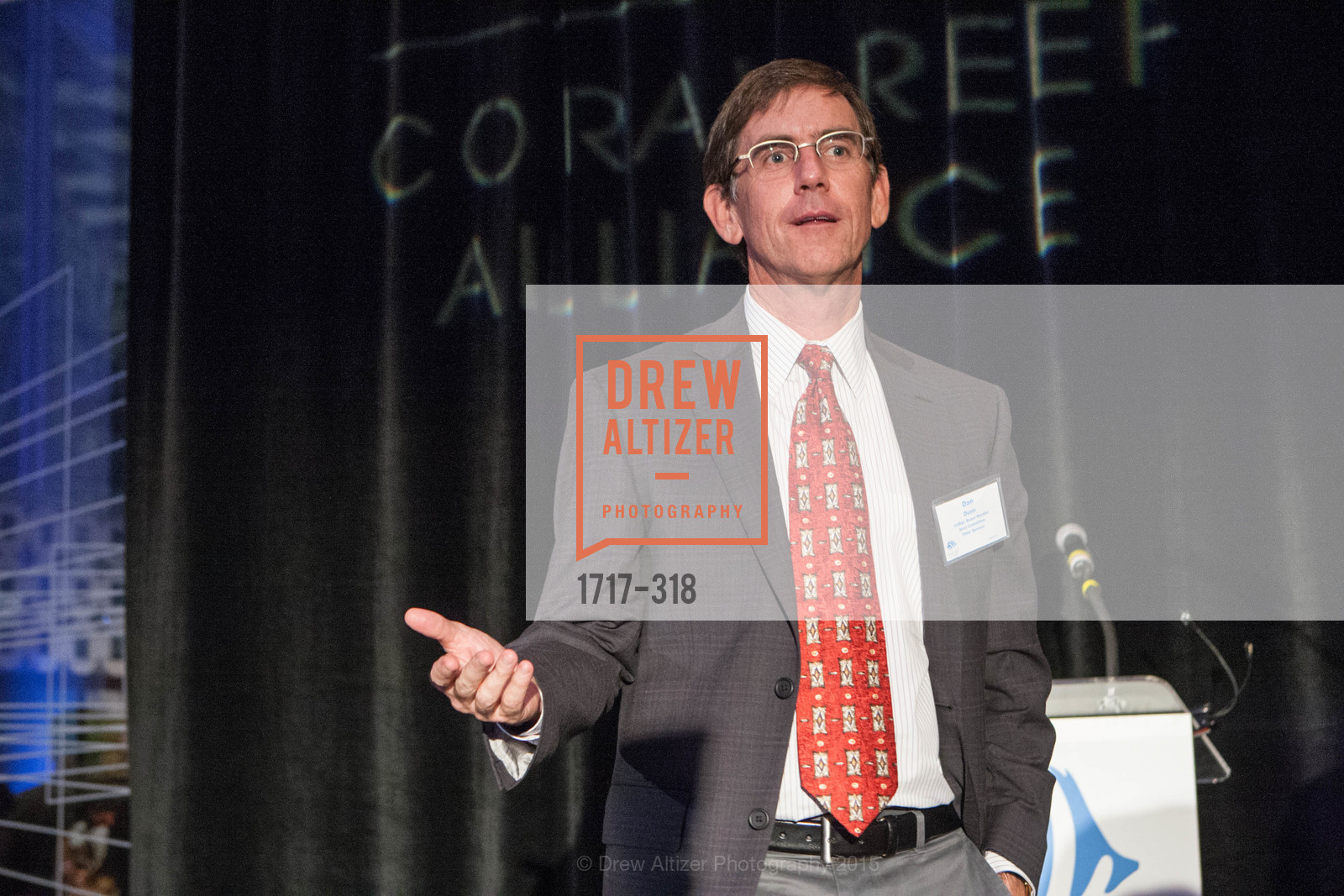Dan Dunn, Coral Reef Alliance at the California Academy of Sciences, Academy of Sciences, September 26th, 2015,Drew Altizer, Drew Altizer Photography, full-service agency, private events, San Francisco photographer, photographer california