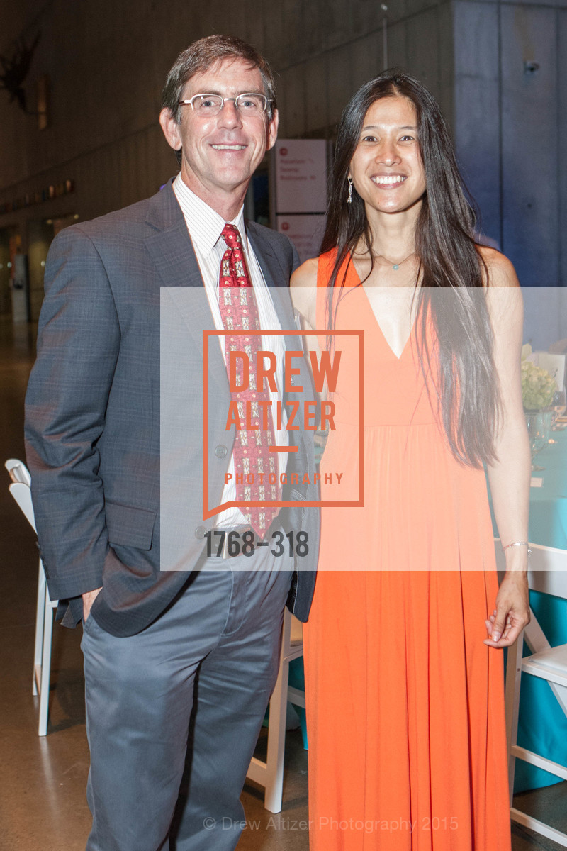 Dan Dunn, Alice Ng, Coral Reef Alliance at the California Academy of Sciences, Academy of Sciences, September 26th, 2015,Drew Altizer, Drew Altizer Photography, full-service agency, private events, San Francisco photographer, photographer california