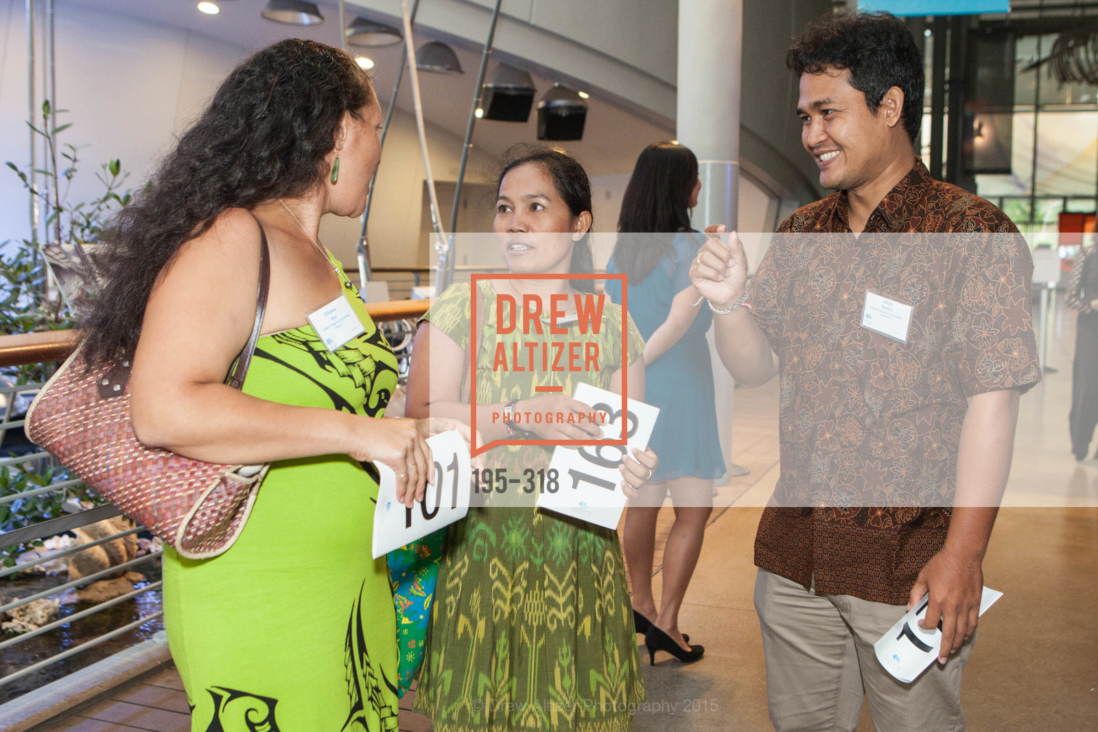 Chana Ane, Veronica Niken, Jaya Ratha, Coral Reef Alliance at the California Academy of Sciences, Academy of Sciences, September 26th, 2015,Drew Altizer, Drew Altizer Photography, full-service agency, private events, San Francisco photographer, photographer california