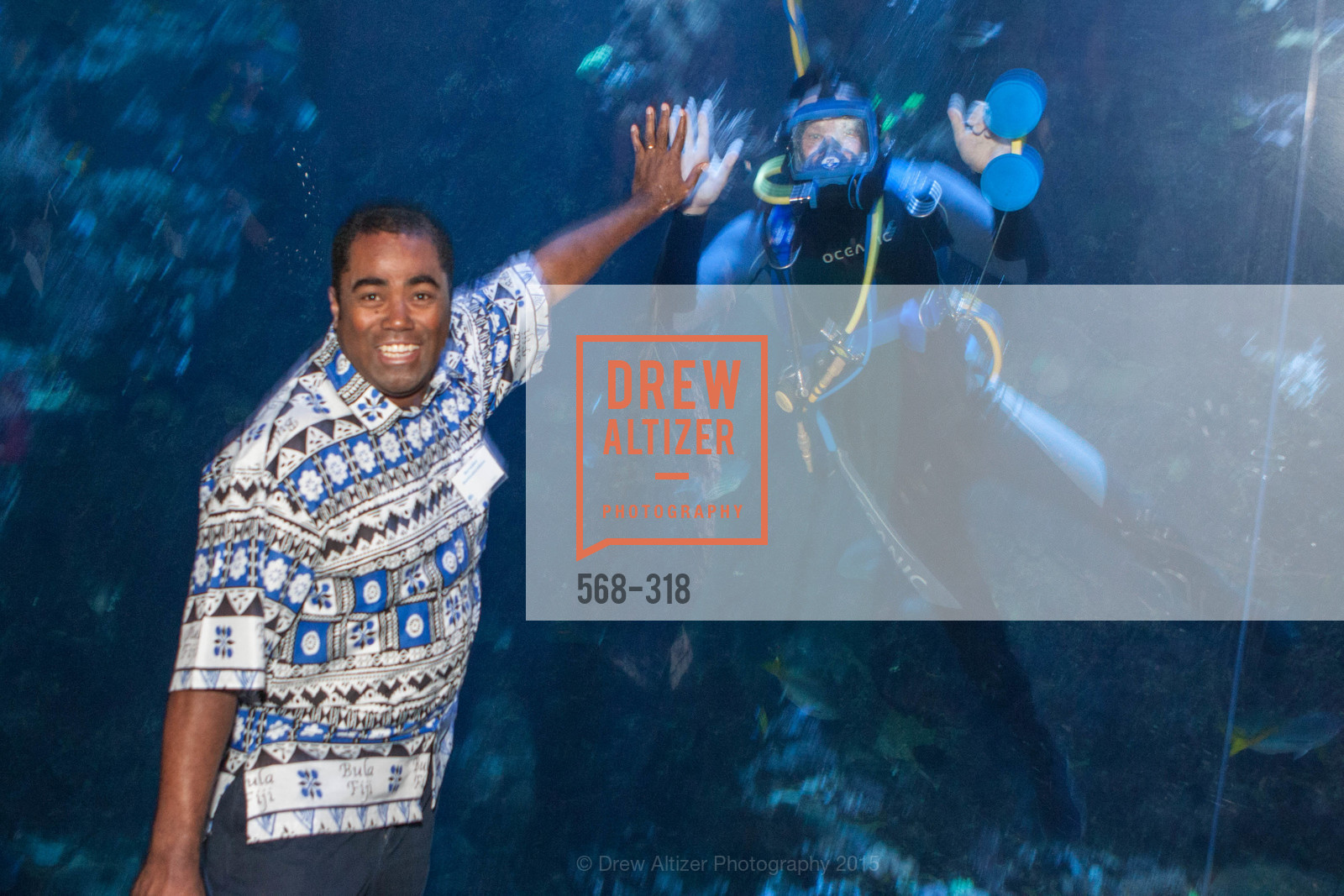 Sevuloni Baleinakorodawa, Coral Reef Alliance at the California Academy of Sciences, Academy of Sciences, September 26th, 2015,Drew Altizer, Drew Altizer Photography, full-service agency, private events, San Francisco photographer, photographer california