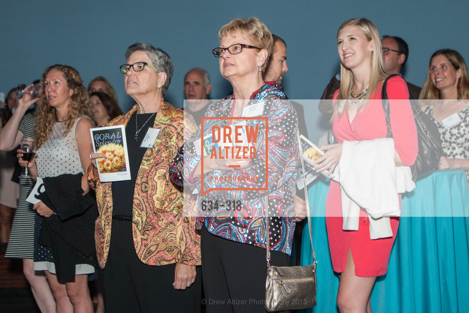 Maggie Corbin, Cindy Stewart, Coral Reef Alliance at the California Academy of Sciences, Academy of Sciences, September 26th, 2015,Drew Altizer, Drew Altizer Photography, full-service agency, private events, San Francisco photographer, photographer california