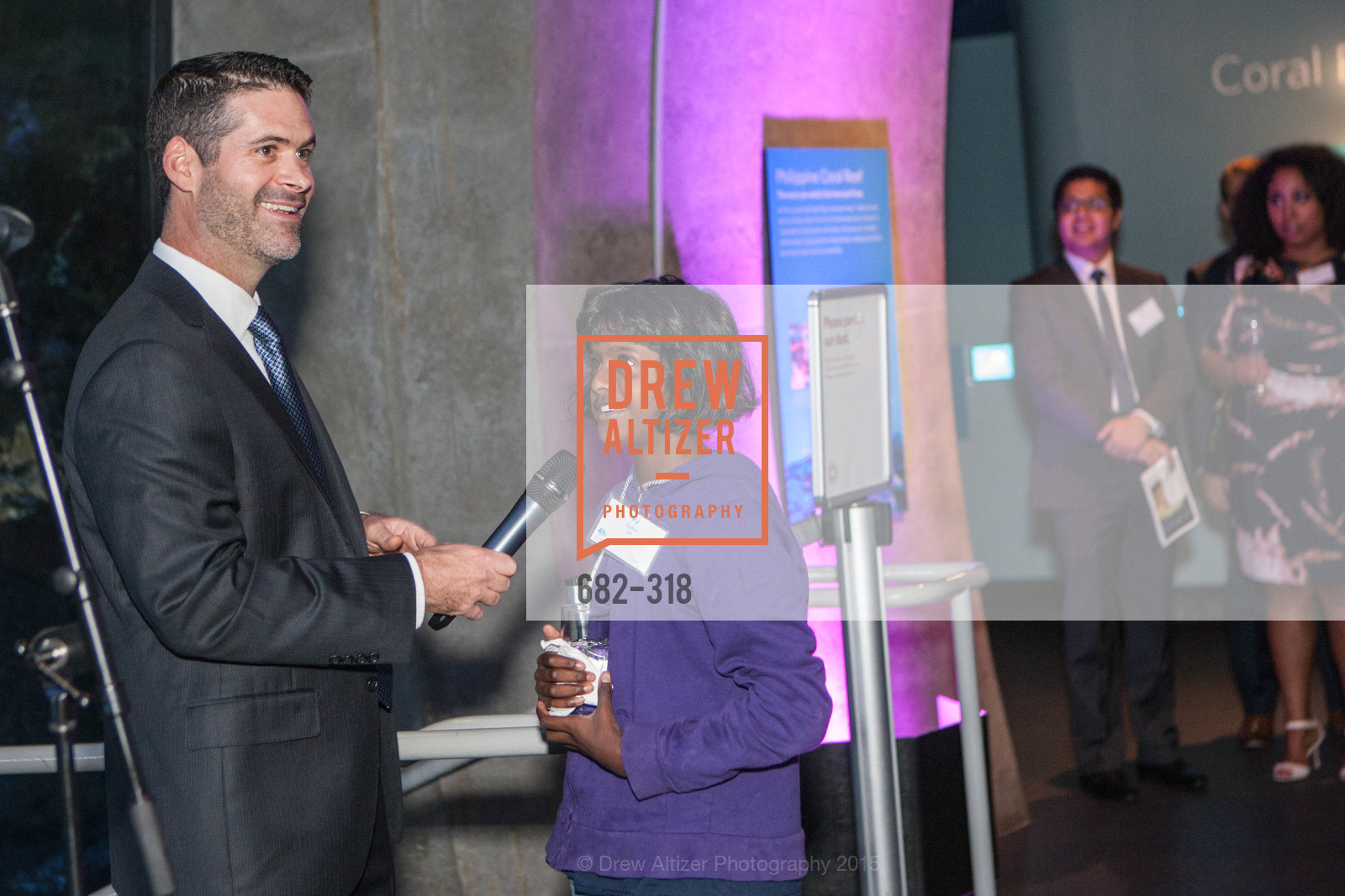 Michael Webster, PJ Lobo, Coral Reef Alliance at the California Academy of Sciences, Academy of Sciences, September 26th, 2015,Drew Altizer, Drew Altizer Photography, full-service event agency, private events, San Francisco photographer, photographer California