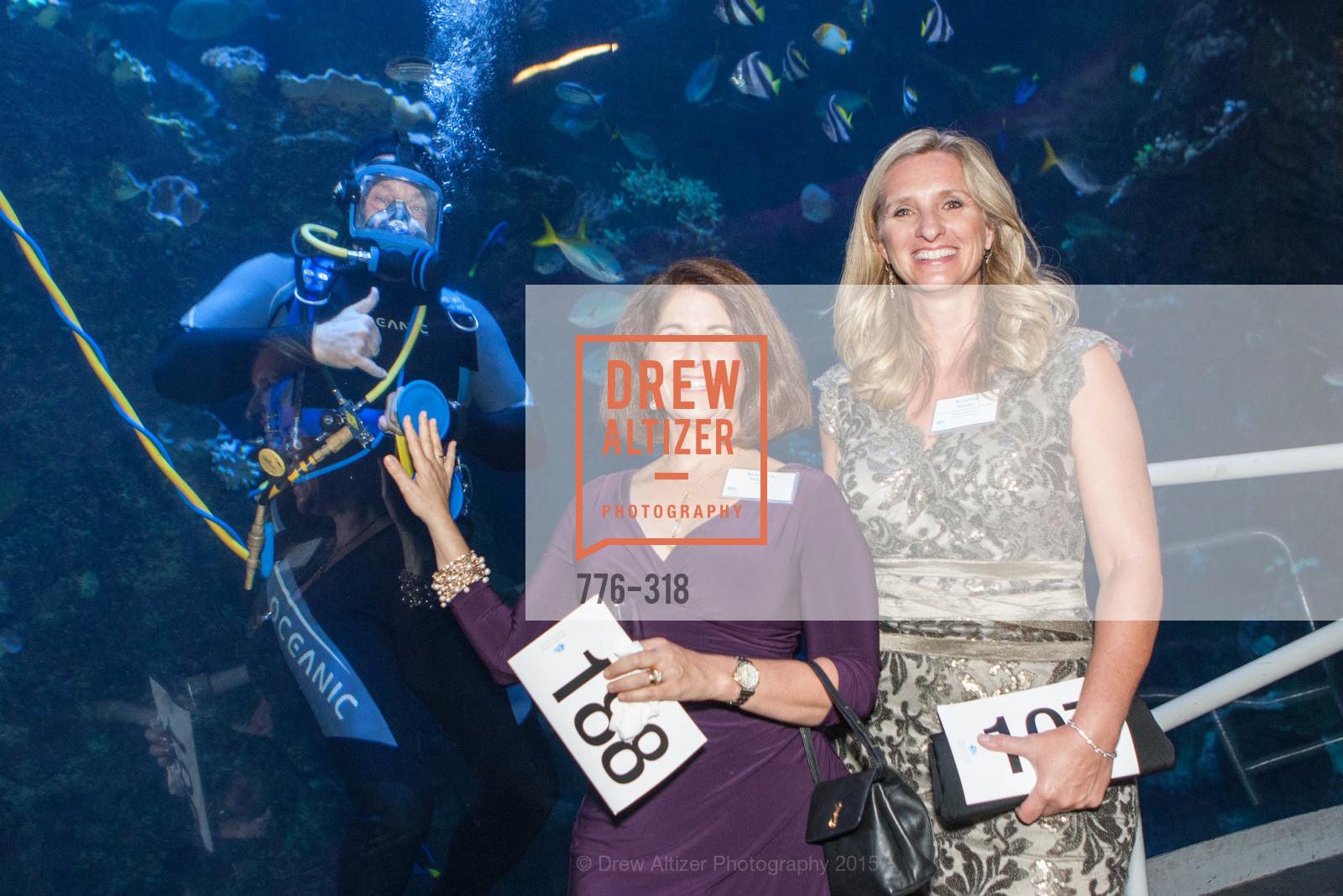 Rebecca Thomas, Kristine Billeter, Coral Reef Alliance at the California Academy of Sciences, Academy of Sciences, September 26th, 2015,Drew Altizer, Drew Altizer Photography, full-service agency, private events, San Francisco photographer, photographer california