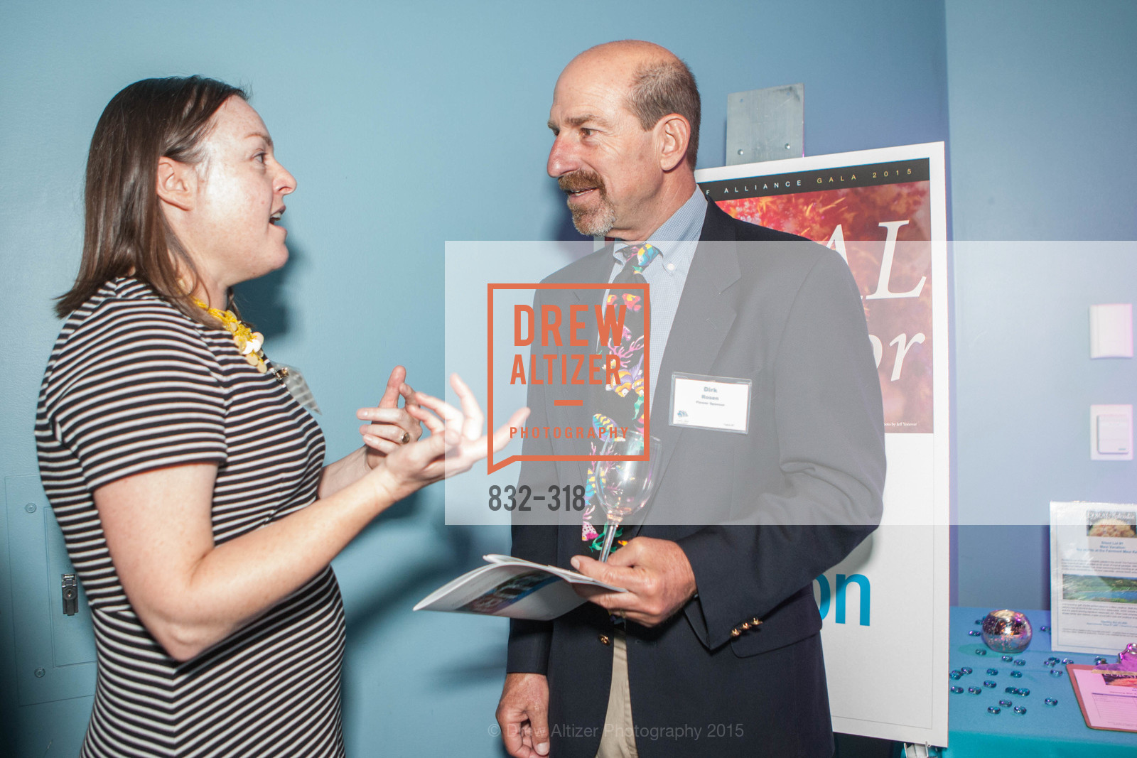 Madhavi Colton, Dirk Rosen, Coral Reef Alliance at the California Academy of Sciences, Academy of Sciences, September 26th, 2015,Drew Altizer, Drew Altizer Photography, full-service agency, private events, San Francisco photographer, photographer california