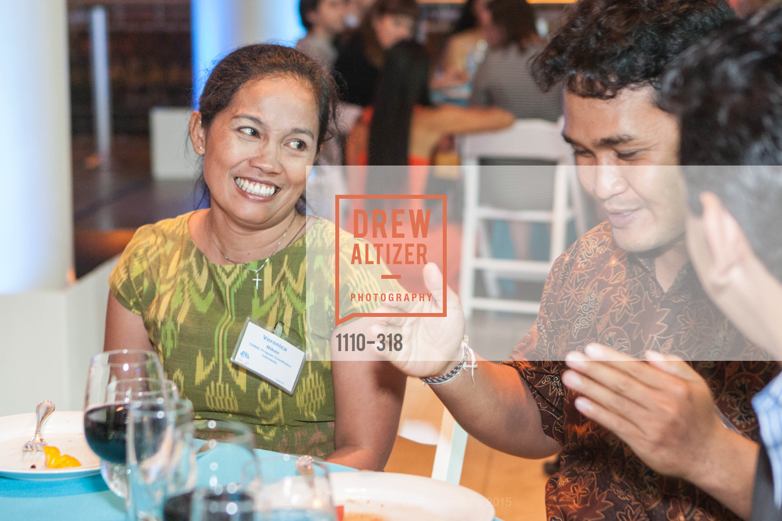 Veronica Niken, Jaya Ratha, Coral Reef Alliance at the California Academy of Sciences, Academy of Sciences, September 26th, 2015,Drew Altizer, Drew Altizer Photography, full-service event agency, private events, San Francisco photographer, photographer California