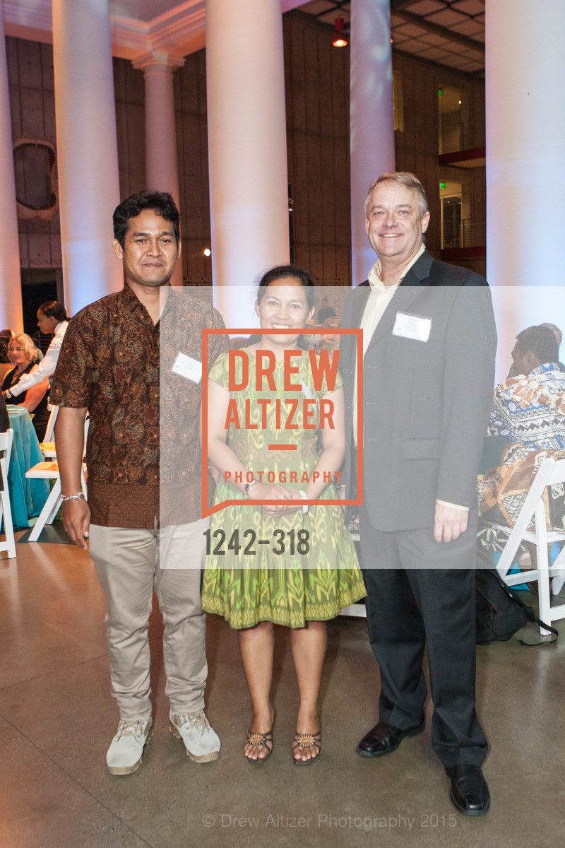 Jaya Ratha, Veronica Niken, Mike Bennett, Coral Reef Alliance at the California Academy of Sciences, Academy of Sciences, September 26th, 2015,Drew Altizer, Drew Altizer Photography, full-service agency, private events, San Francisco photographer, photographer california