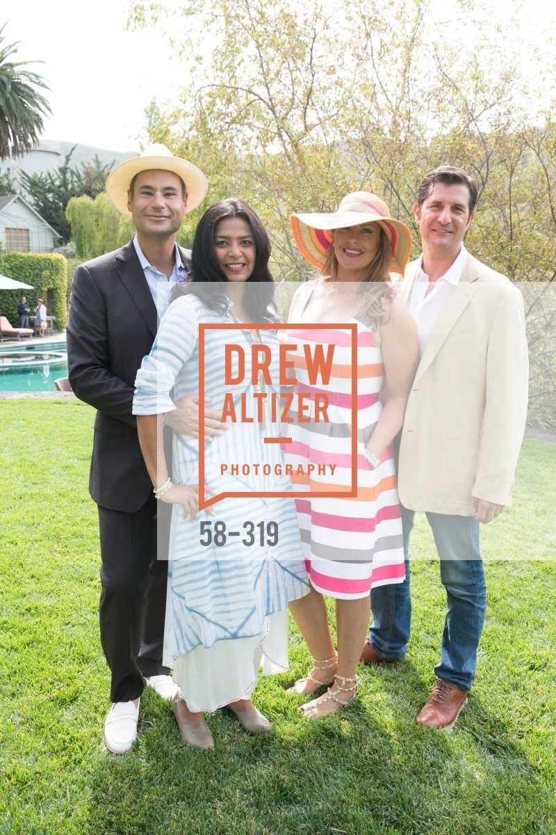 Rachad Youssef, Priti Youssef Choksi, Sinead Raniere, Chris Raniere, Fall for Art: ODC at McEvoy Ranch, McEvoy Ranch. 5935 Red Hill Road, September 27th, 2015,Drew Altizer, Drew Altizer Photography, full-service agency, private events, San Francisco photographer, photographer california