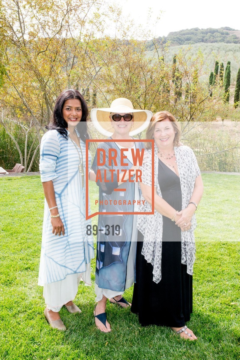 Priti Youssef Choksi, Brenda Way, Janie Green, Fall for Art: ODC at McEvoy Ranch, McEvoy Ranch. 5935 Red Hill Road, September 27th, 2015,Drew Altizer, Drew Altizer Photography, full-service agency, private events, San Francisco photographer, photographer california