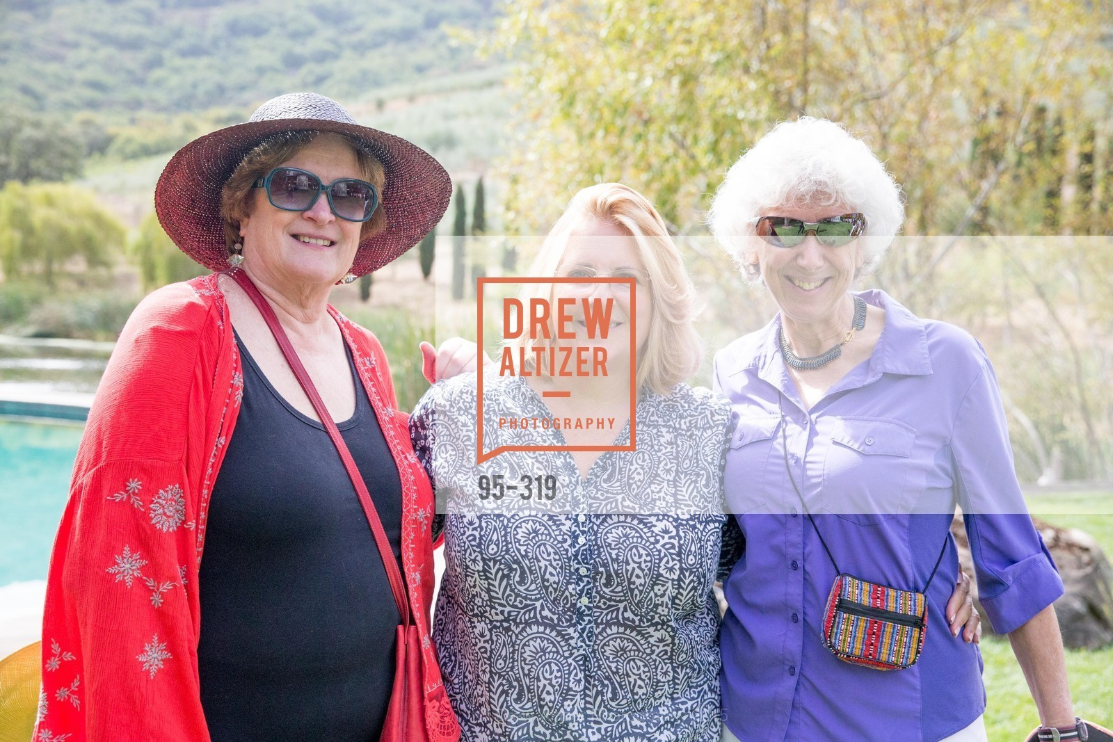 Janice Lagerlof, Lisa Feintech, Judy Baer, Fall for Art: ODC at McEvoy Ranch, McEvoy Ranch. 5935 Red Hill Road, September 27th, 2015,Drew Altizer, Drew Altizer Photography, full-service agency, private events, San Francisco photographer, photographer california