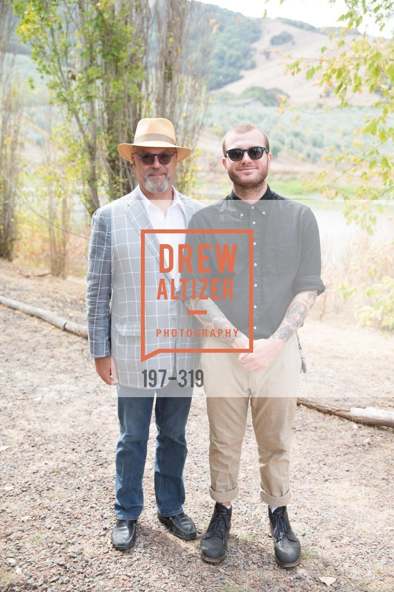 Nion McEvoy, Nion McEvoy Jr., Fall for Art: ODC at McEvoy Ranch, McEvoy Ranch. 5935 Red Hill Road, September 27th, 2015,Drew Altizer, Drew Altizer Photography, full-service agency, private events, San Francisco photographer, photographer california