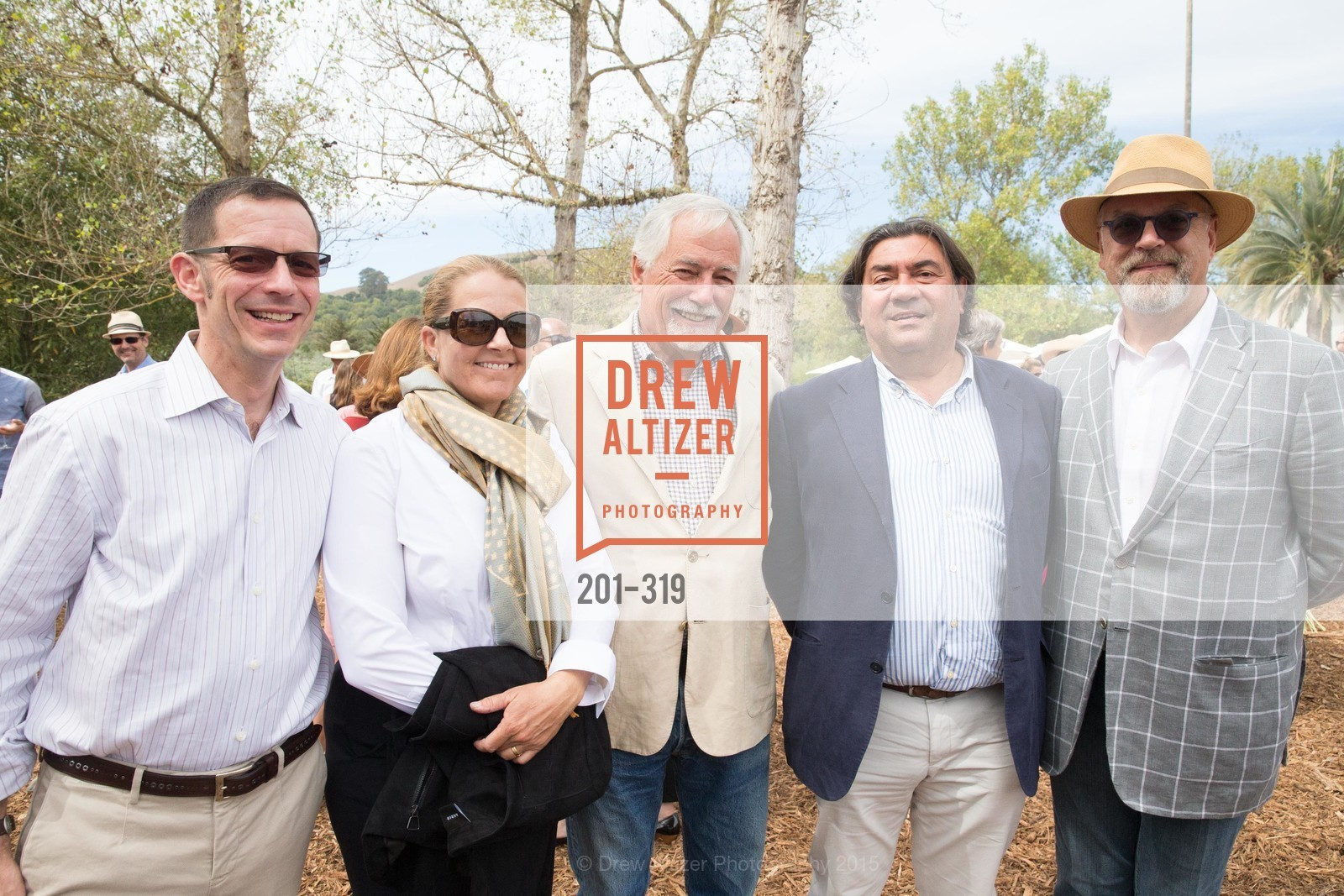 Mick Hellman, Sabrina Hellman, Mark Buell, Nilos de Matran, Nion McEvoy, Fall for Art: ODC at McEvoy Ranch, McEvoy Ranch. 5935 Red Hill Road, September 27th, 2015,Drew Altizer, Drew Altizer Photography, full-service agency, private events, San Francisco photographer, photographer california