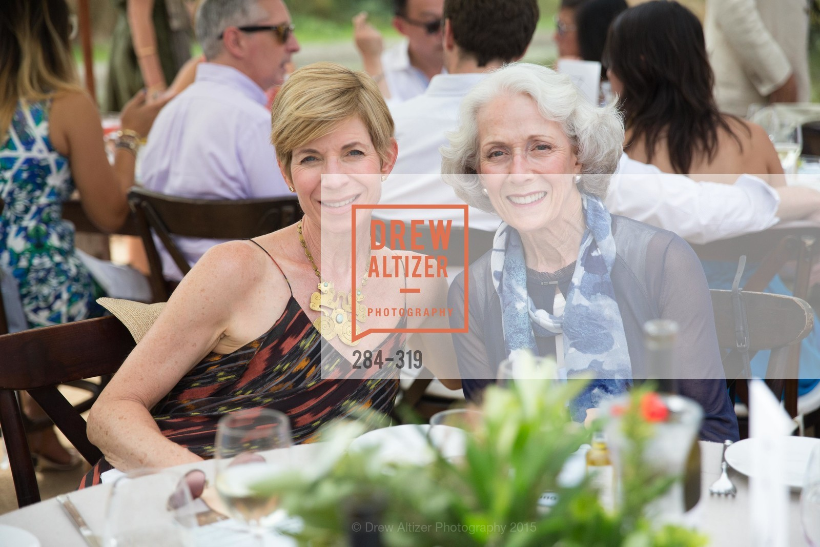 Julie Simpson, Sharon Simpson, Fall for Art: ODC at McEvoy Ranch, McEvoy Ranch. 5935 Red Hill Road, September 27th, 2015,Drew Altizer, Drew Altizer Photography, full-service agency, private events, San Francisco photographer, photographer california