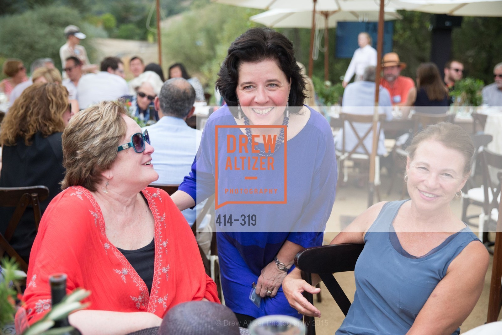 Janice Lagerlof, Becky Saeger, MaryAnn Cusenda, Fall for Art: ODC at McEvoy Ranch, McEvoy Ranch. 5935 Red Hill Road, September 27th, 2015,Drew Altizer, Drew Altizer Photography, full-service agency, private events, San Francisco photographer, photographer california