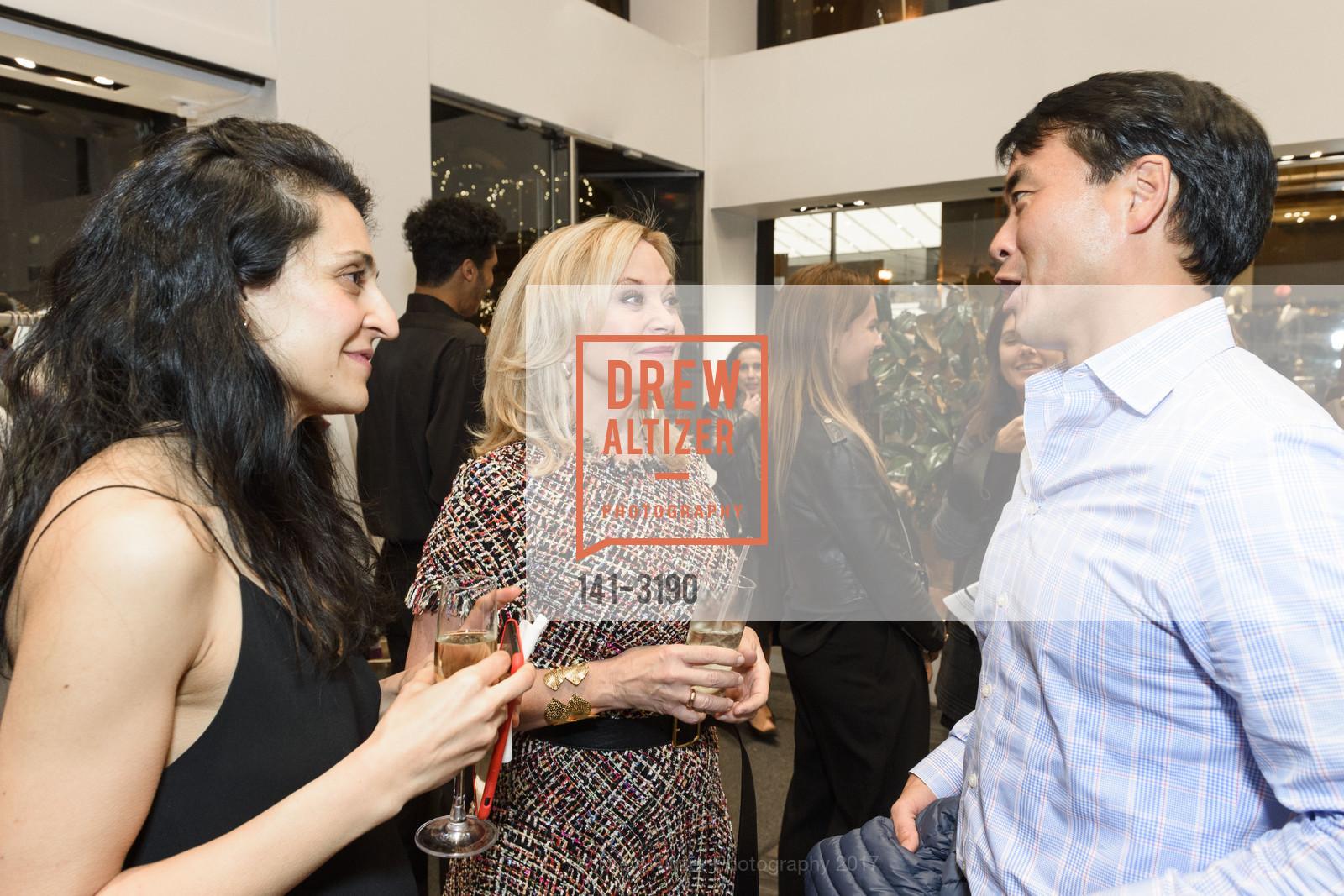 Rati Levesque, Julie Wainwright, Steve Lo, Photo #141-3190