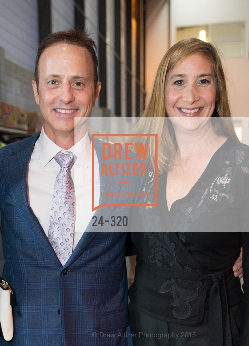 Brian Boitano, Michele Ronsen, SF - Marin Food Bank Presents ONE BIG TABLE, SF- Marin Food Bank. 900 Pennsylvania Ave, September 26th, 2015,Drew Altizer, Drew Altizer Photography, full-service agency, private events, San Francisco photographer, photographer california