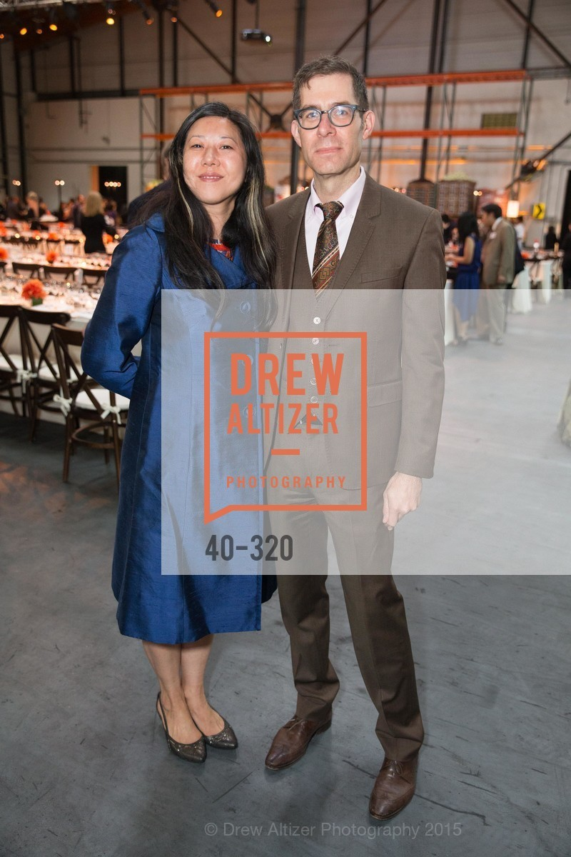 Angela Lin, David Goldman, SF - Marin Food Bank Presents ONE BIG TABLE, SF- Marin Food Bank. 900 Pennsylvania Ave, September 26th, 2015,Drew Altizer, Drew Altizer Photography, full-service agency, private events, San Francisco photographer, photographer california
