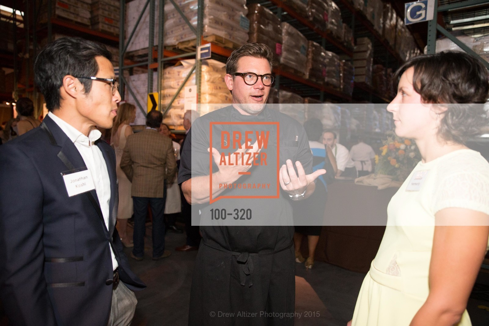 Jonathan Koshi, Tyler Florence, Jessica Hemerly, SF - Marin Food Bank Presents ONE BIG TABLE, SF- Marin Food Bank. 900 Pennsylvania Ave, September 26th, 2015,Drew Altizer, Drew Altizer Photography, full-service agency, private events, San Francisco photographer, photographer california