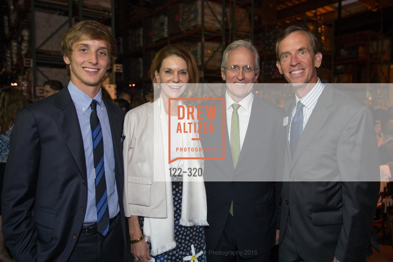 Wyeth Coulter, Penny Coulter, Jim Coulter, Tim Geraghty, SF - Marin Food Bank Presents ONE BIG TABLE, SF- Marin Food Bank. 900 Pennsylvania Ave, September 26th, 2015,Drew Altizer, Drew Altizer Photography, full-service agency, private events, San Francisco photographer, photographer california