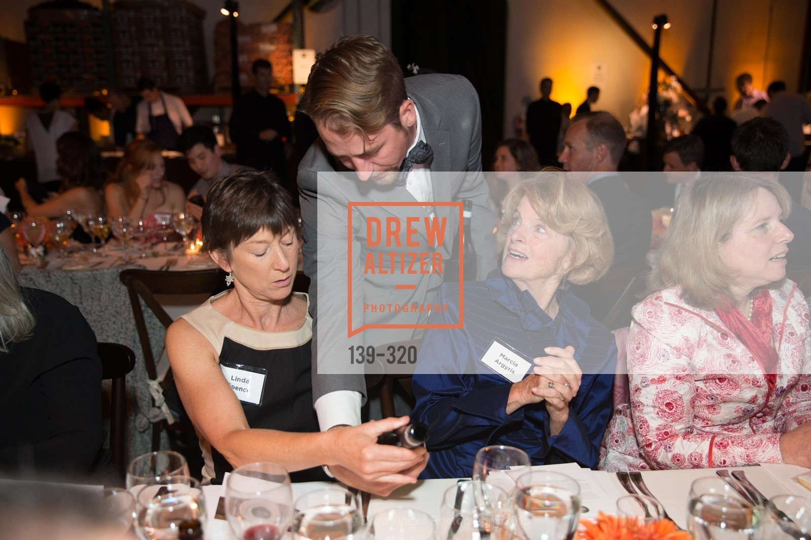 Linda Spence, Marcia Argyris, SF - Marin Food Bank Presents ONE BIG TABLE, SF- Marin Food Bank. 900 Pennsylvania Ave, September 26th, 2015,Drew Altizer, Drew Altizer Photography, full-service agency, private events, San Francisco photographer, photographer california
