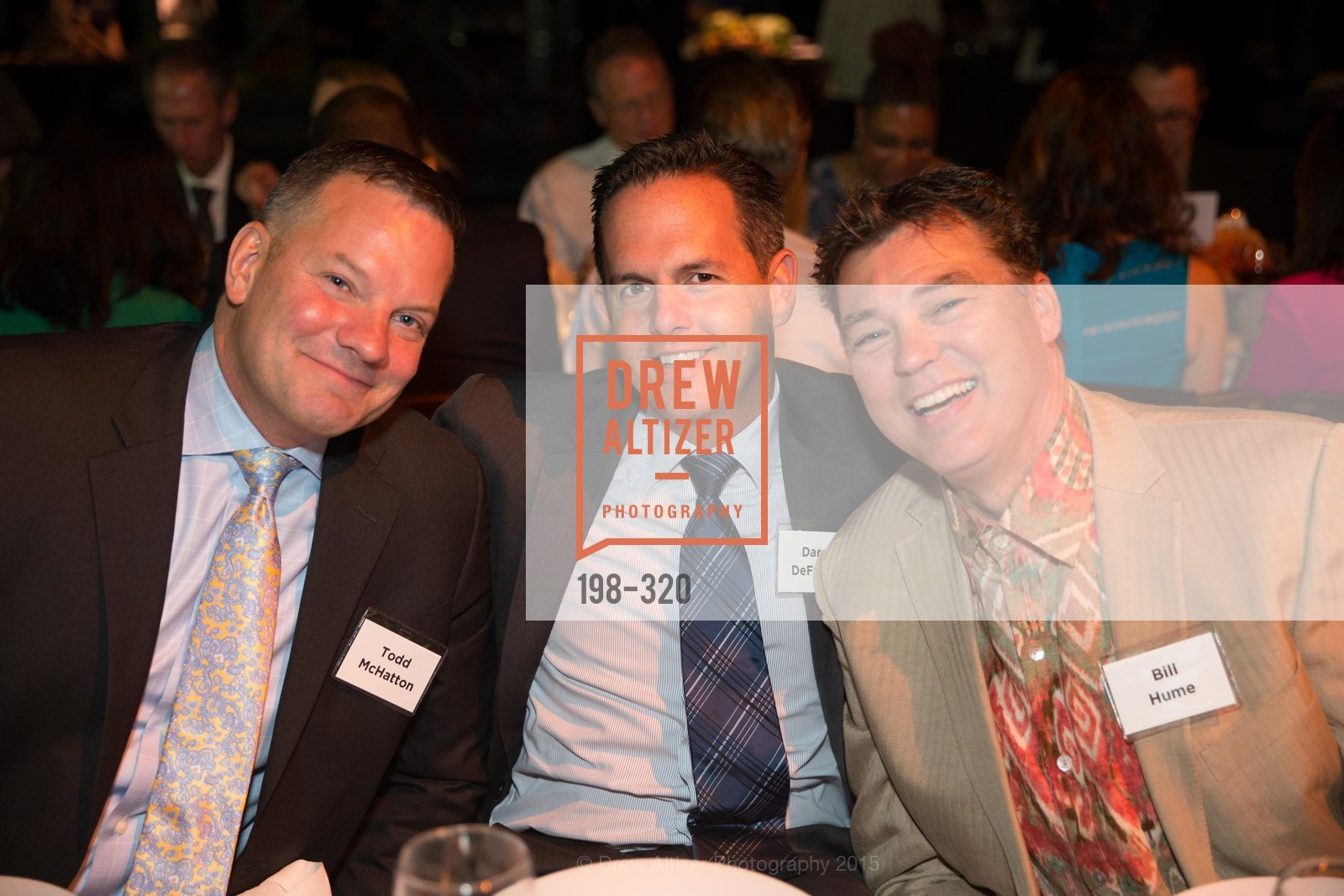 Todd McHatton, Derek DeFreece, Bill Hume, SF - Marin Food Bank Presents ONE BIG TABLE, SF- Marin Food Bank. 900 Pennsylvania Ave, September 26th, 2015,Drew Altizer, Drew Altizer Photography, full-service agency, private events, San Francisco photographer, photographer california