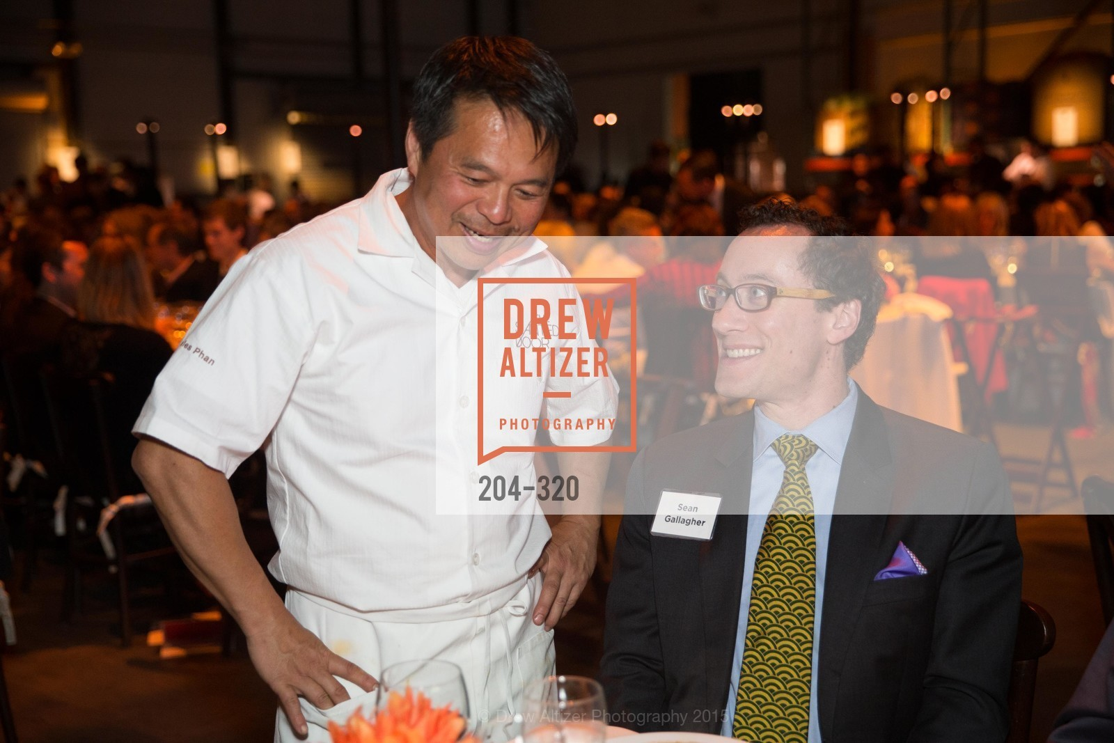 Charles Phan, Sean Gallagher, SF - Marin Food Bank Presents ONE BIG TABLE, SF- Marin Food Bank. 900 Pennsylvania Ave, September 26th, 2015,Drew Altizer, Drew Altizer Photography, full-service agency, private events, San Francisco photographer, photographer california