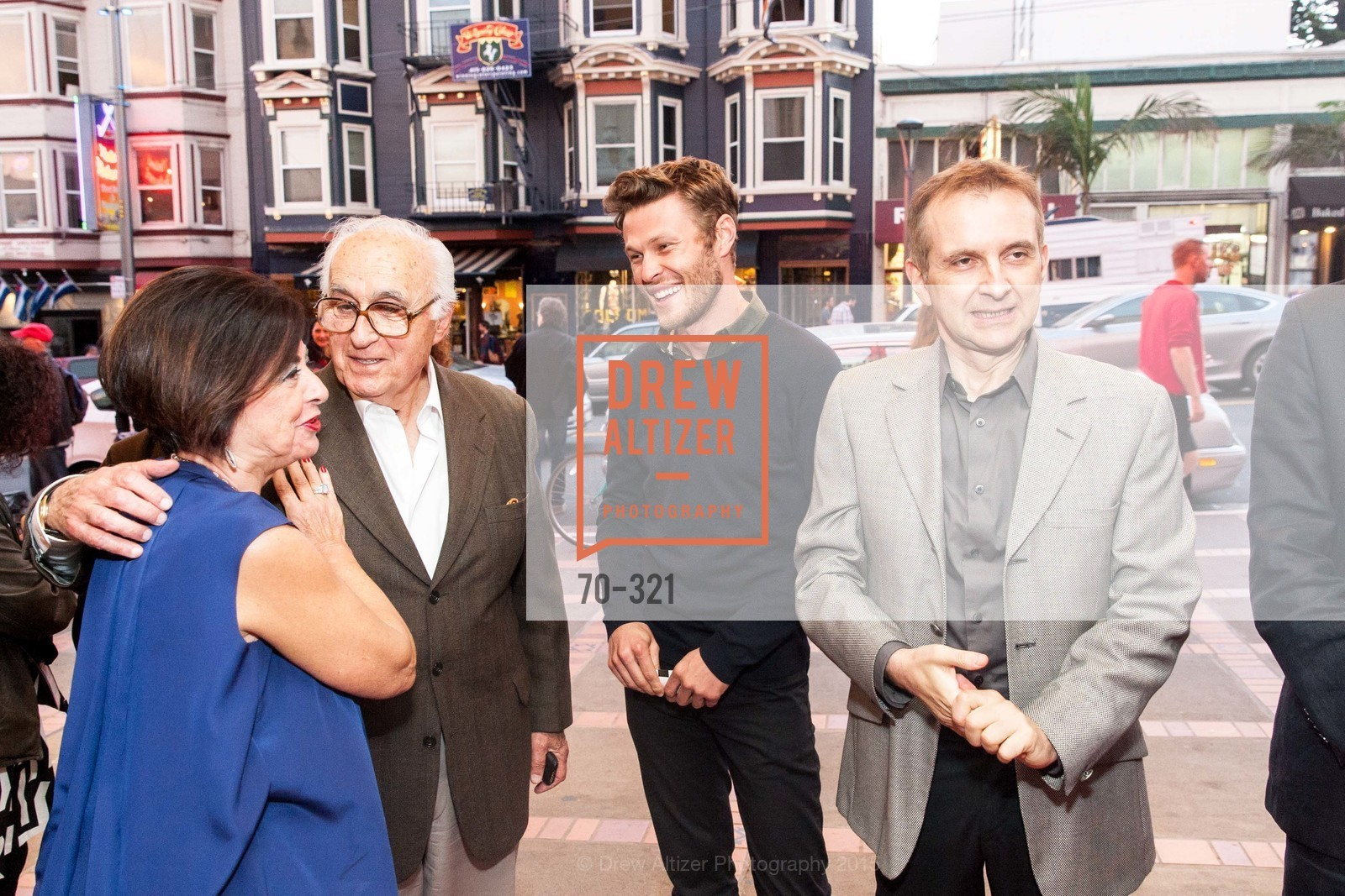 Amelia Antonucci, Mauro Battocchi, Vittorio De Sica- A film series, The Castro Theater. 429 Castro Street, September 26th, 2015,Drew Altizer, Drew Altizer Photography, full-service agency, private events, San Francisco photographer, photographer california