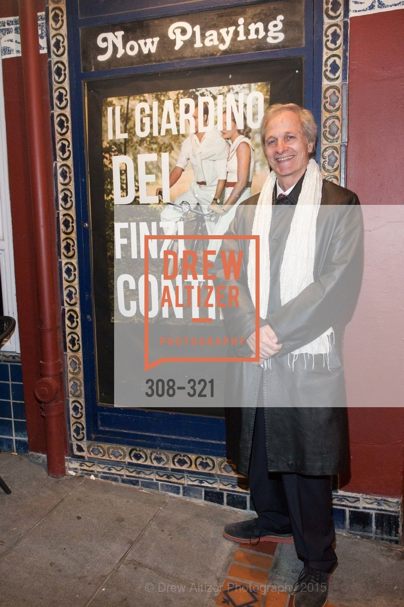 Lino Capolicchio, Vittorio De Sica- A film series, The Castro Theater. 429 Castro Street, September 26th, 2015,Drew Altizer, Drew Altizer Photography, full-service event agency, private events, San Francisco photographer, photographer California