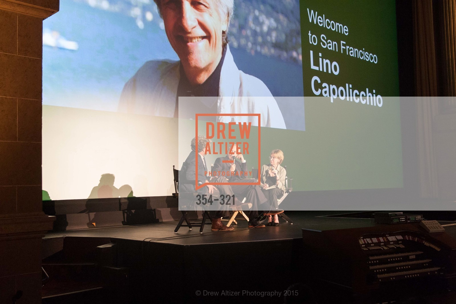 Francisco Espanolo, Lino Capolicchio, Vittorio De Sica- A film series, The Castro Theater. 429 Castro Street, September 26th, 2015,Drew Altizer, Drew Altizer Photography, full-service agency, private events, San Francisco photographer, photographer california