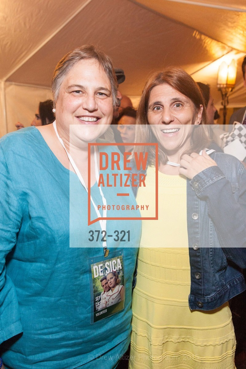 Alexandra Amati, Barbara D'Alosio, Vittorio De Sica- A film series, The Castro Theater. 429 Castro Street, September 26th, 2015,Drew Altizer, Drew Altizer Photography, full-service agency, private events, San Francisco photographer, photographer california
