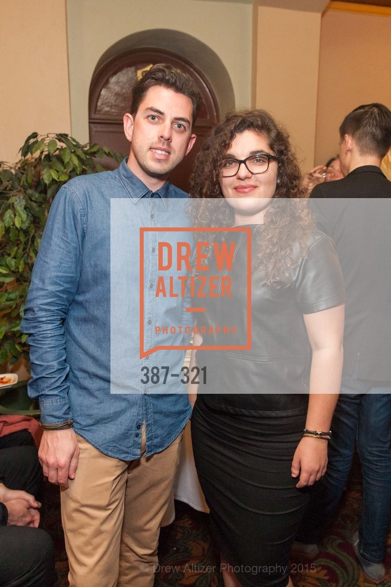 Ty Garnero, Laura Crott, Vittorio De Sica- A film series, The Castro Theater. 429 Castro Street, September 26th, 2015,Drew Altizer, Drew Altizer Photography, full-service agency, private events, San Francisco photographer, photographer california