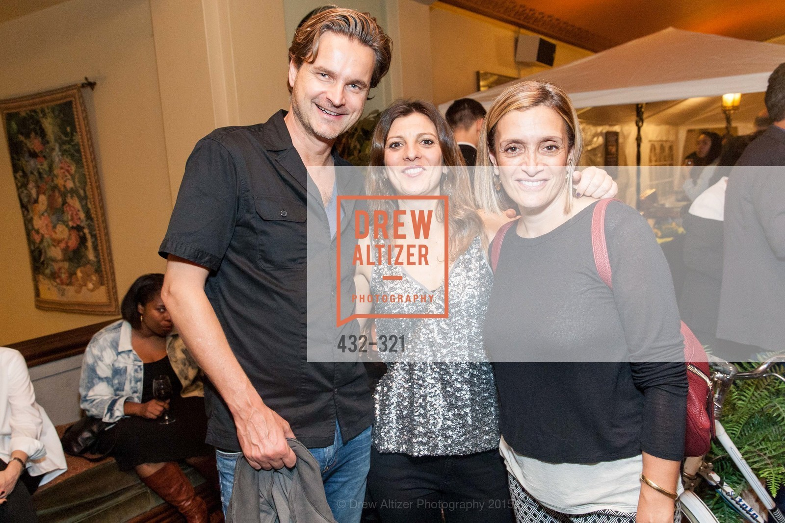 Helmut Berger, Ana Volticelli, Marina Bianchi, Vittorio De Sica- A film series, The Castro Theater. 429 Castro Street, September 26th, 2015,Drew Altizer, Drew Altizer Photography, full-service event agency, private events, San Francisco photographer, photographer California