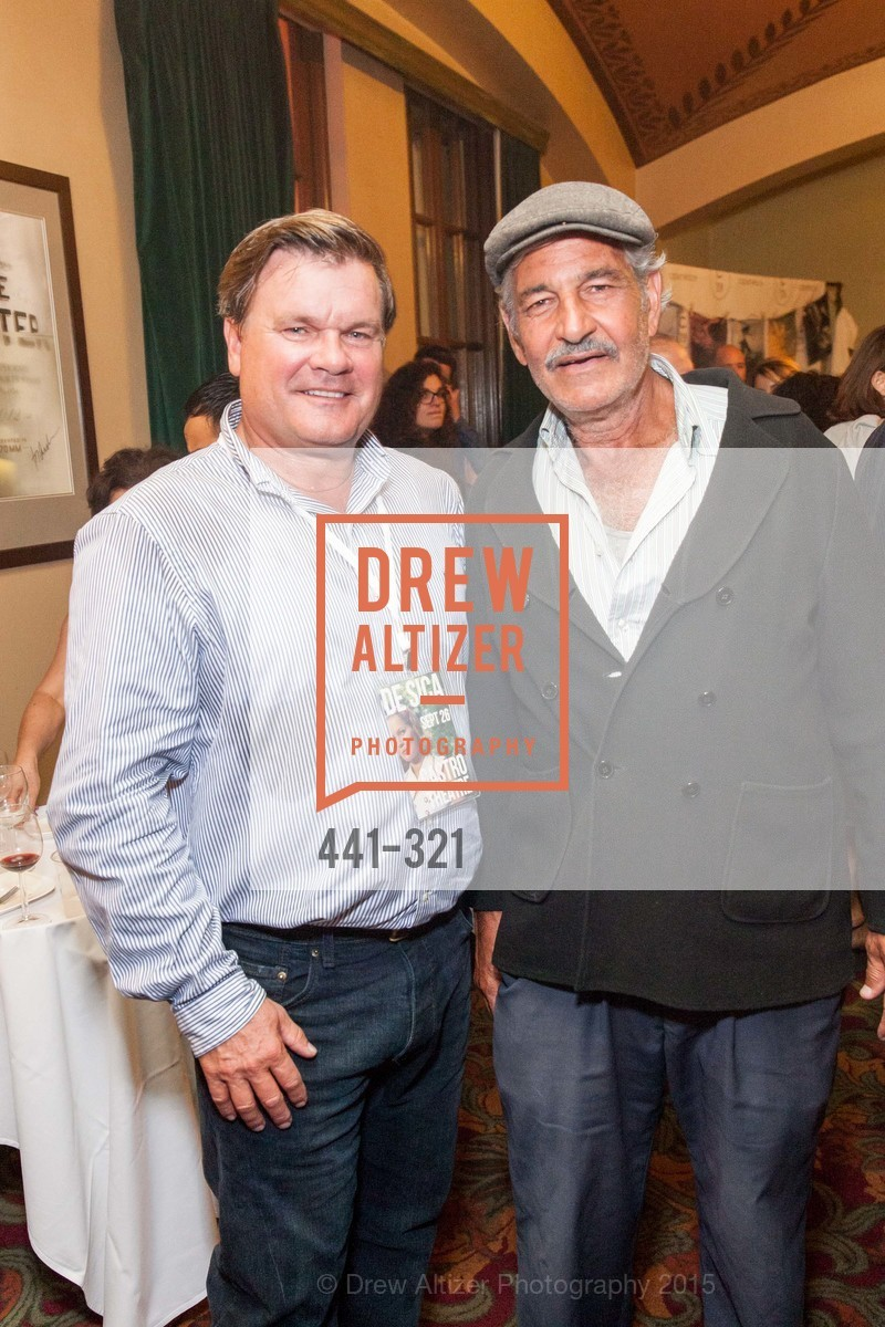 Peter van Sickle, Abe Herov, Vittorio De Sica- A film series, The Castro Theater. 429 Castro Street, September 26th, 2015,Drew Altizer, Drew Altizer Photography, full-service agency, private events, San Francisco photographer, photographer california