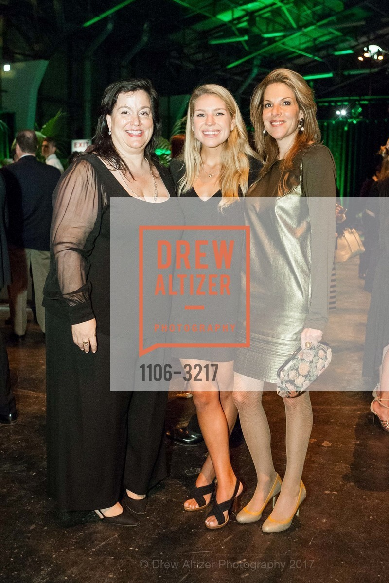 Anne Popkin, Kristina Saffran, Amy Grossman, Photo #1106-3217