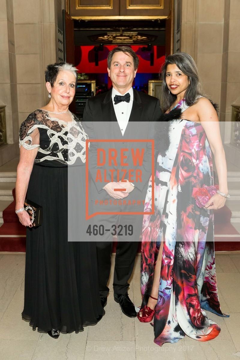 Karen Kubin, Gregory Malin, Deepa Pakianathan, Photo #460-3219