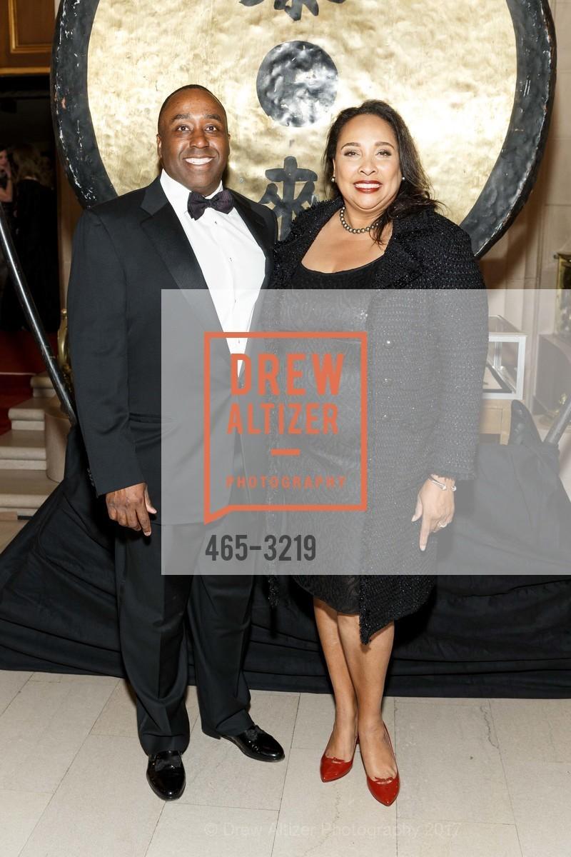 Michael Warren, Gina Warren, Photo #465-3219