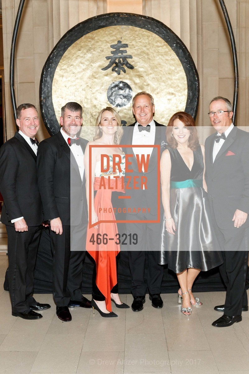 Mike Genoshe, Alan Morrell, Kim Dempster, Mark Dempster, Carl Spirz, Theresa Spirz, Photo #466-3219