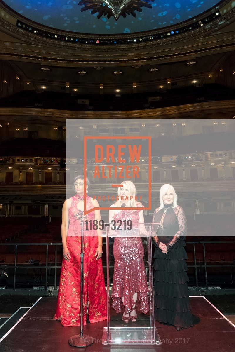 Danielle Lane, Jane Mudge, Arlene Inch, Photo #1189-3219