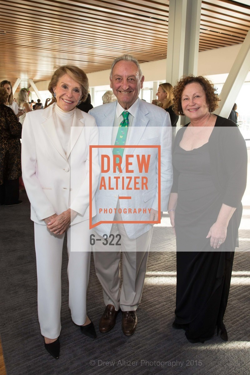 Joan Weill, Sanford Weill, Karen Ames, Gala at The Greek Benefiting Cal Performances, UC Berkeley's Greek Theatre. 2001 Gayley Rd, September 25th, 2015,Drew Altizer, Drew Altizer Photography, full-service agency, private events, San Francisco photographer, photographer california