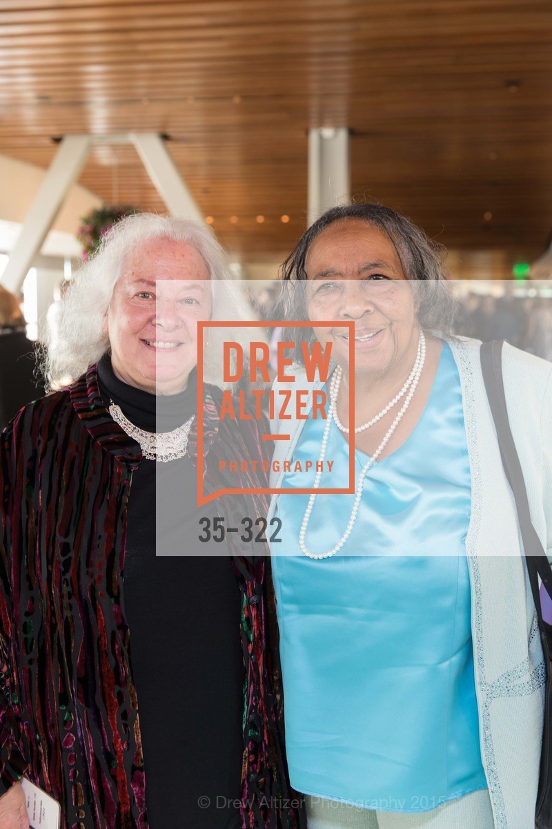 Helen Meyer, Sylvia Lindsey, Gala at The Greek Benefiting Cal Performances, UC Berkeley's Greek Theatre. 2001 Gayley Rd, September 25th, 2015,Drew Altizer, Drew Altizer Photography, full-service agency, private events, San Francisco photographer, photographer california