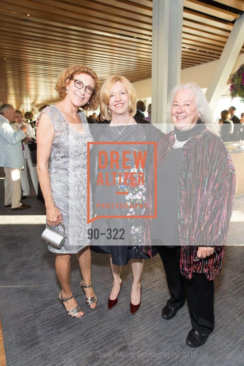 Maris Meyerson, Gail Rubinfeld, Helen Meyer, Gala at The Greek Benefiting Cal Performances, UC Berkeley's Greek Theatre. 2001 Gayley Rd, September 25th, 2015,Drew Altizer, Drew Altizer Photography, full-service agency, private events, San Francisco photographer, photographer california